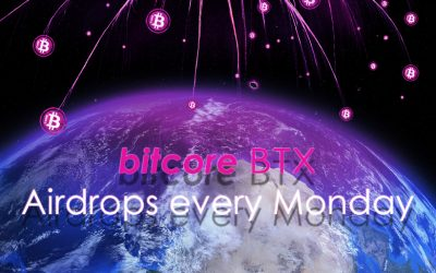 +5% and more: Airdrops every Monday for BTX holders