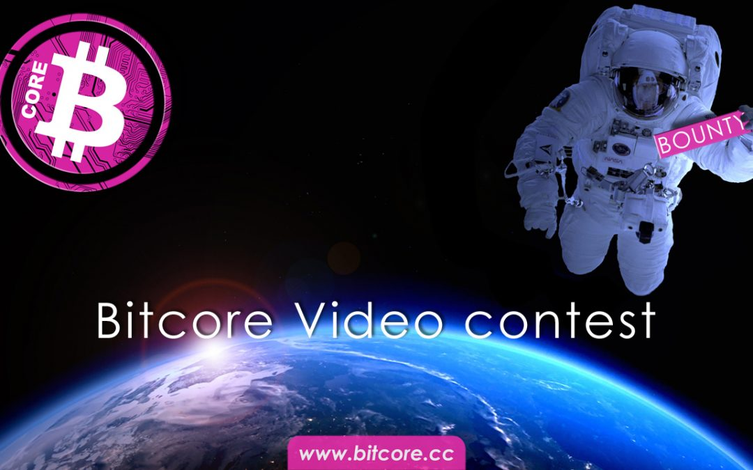 Bitcore Contest #2: Promotion Video – 100 BTX in total prizes!