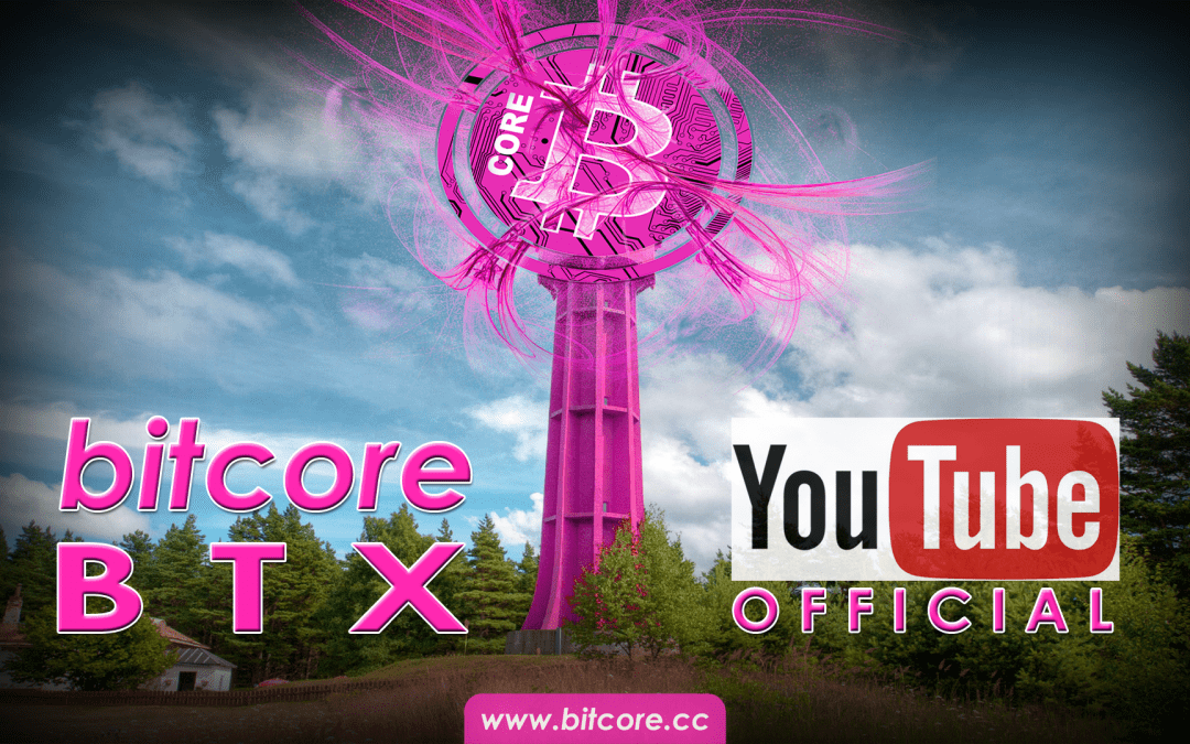 First Youtube Videos on Bitcore Official