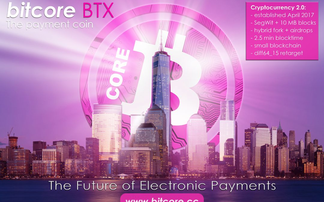 Bitcore Beyond The Final Airdrop