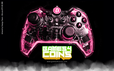Games4coins.com .. a new service to buy Steam keys with BTX