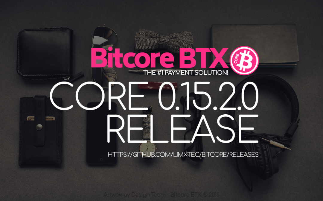 Update Your Wallet Bitcore Core 0.15.2.0