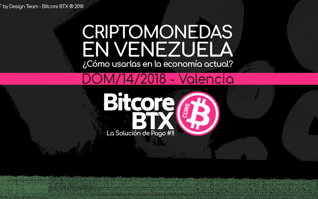 Bitcore BTX in Venezuela