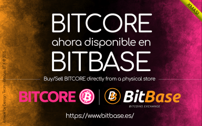 BITCORE now available in BITBASE