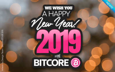 We wish You a HAPPY NEW YEAR 2019!