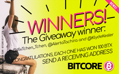 CONGRATULATIONS to the winners of thecontest