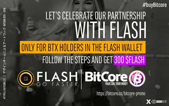 GIVEAWAY BITCORE ft. FLASH