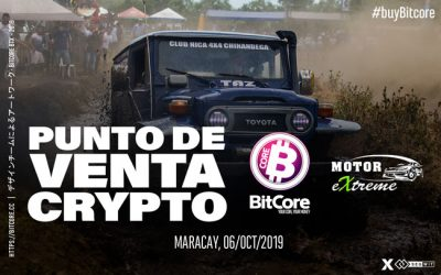 Point of Sale with Coinomi and Bitcore in Venezuela