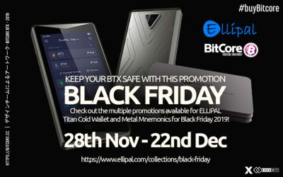 Black Friday Sale going on at ELLIPAL
