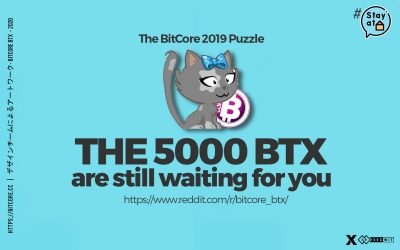5000 BTX for the person who decodes the CATS!