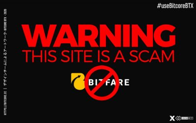 Bitfare .io scam exchange