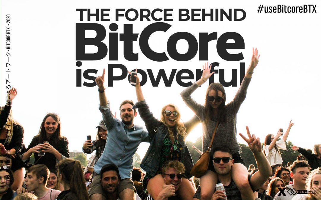 BitCore BTX Listing Fundraising at Graviex