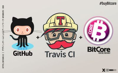 BitCore BTX with Travis CI