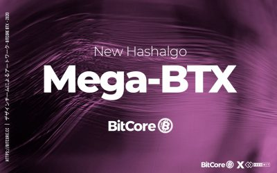 A new Bitcore BTX algorithm is coming!