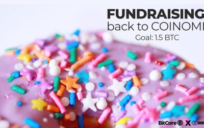 FUNDRAISING back to Coinomi