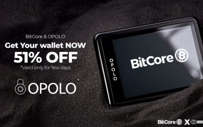 OPOLO Wallet 51% off
